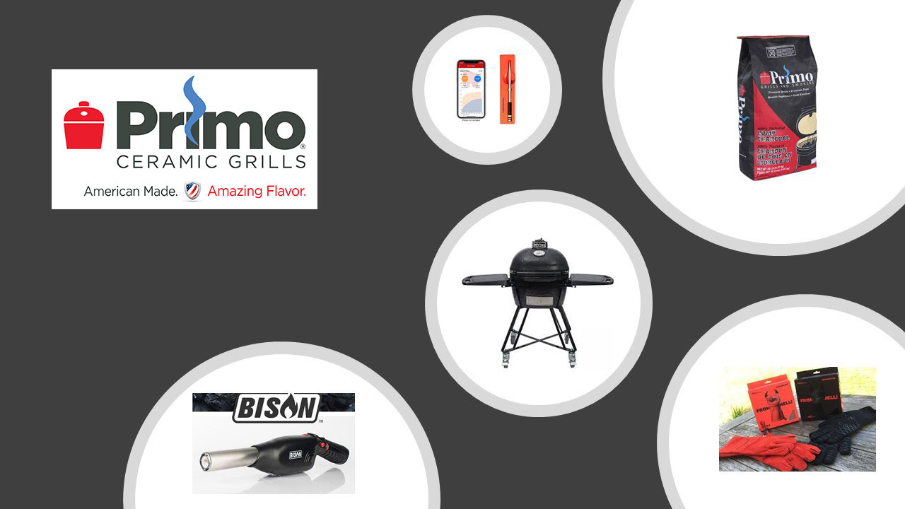 Primo Grills UK Black Friday Deals 2020