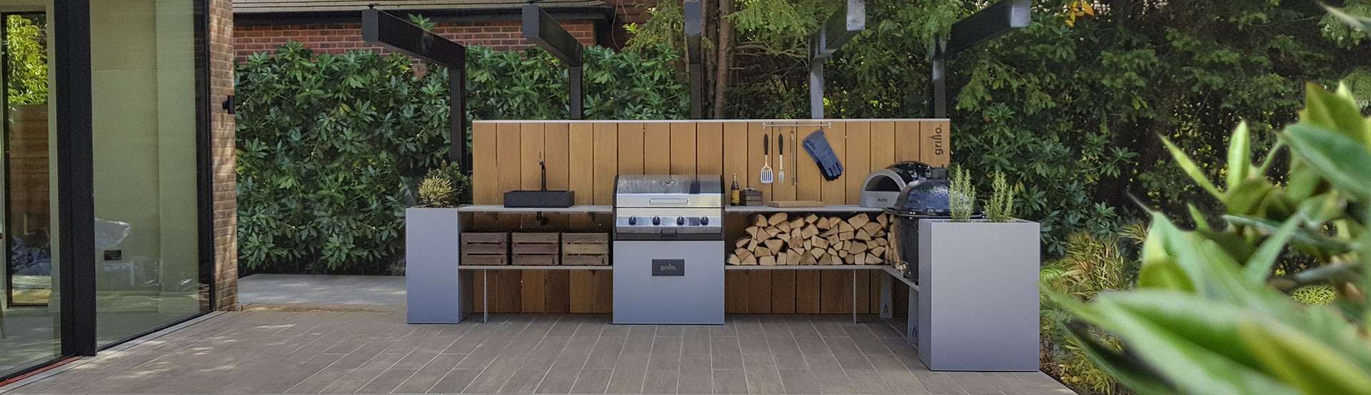 Outdoor Kitchens UK