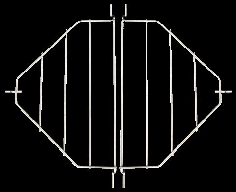 Primo Deflector Racks