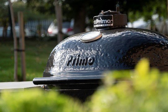 Primo Grill lid