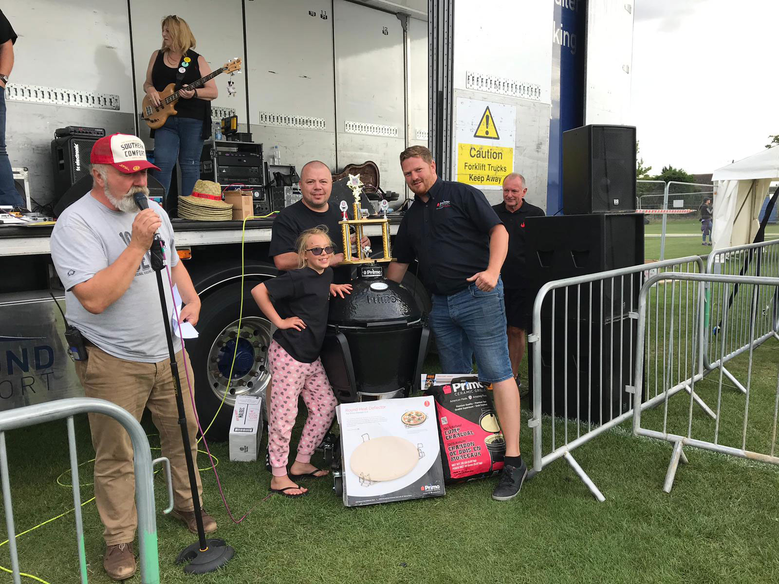Primo Grills at Maldon Smoke and Fire Festival 2019 winners