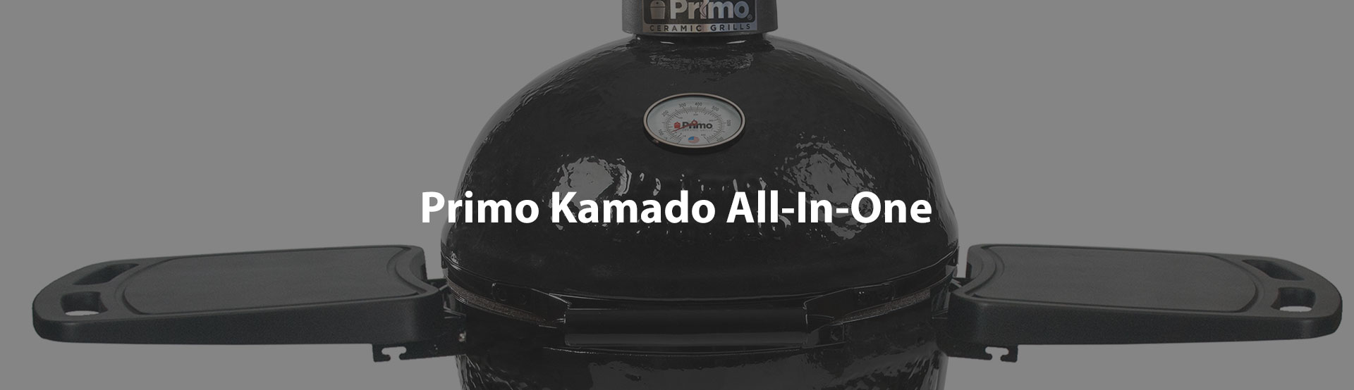 Primo Kamado All-In-One BBQ Grill
