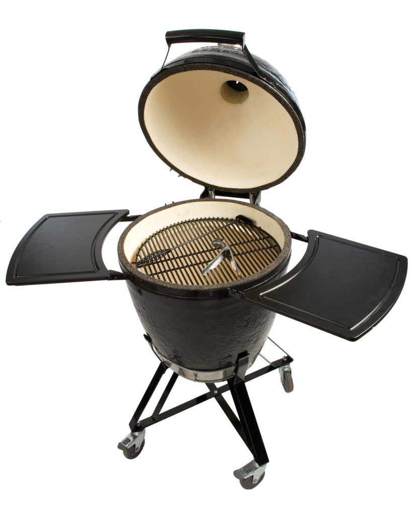 Primo Kamado All-In-One Open Lid