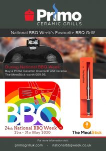 National BBQ Week's Favourite BBQ Grill!
