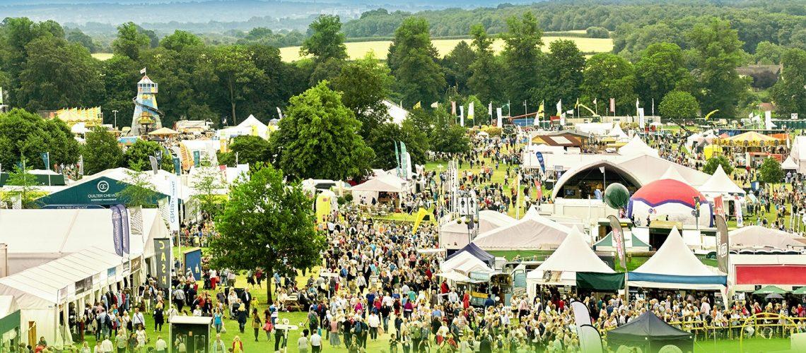 Countyfile Live 2019 blenheim-palace