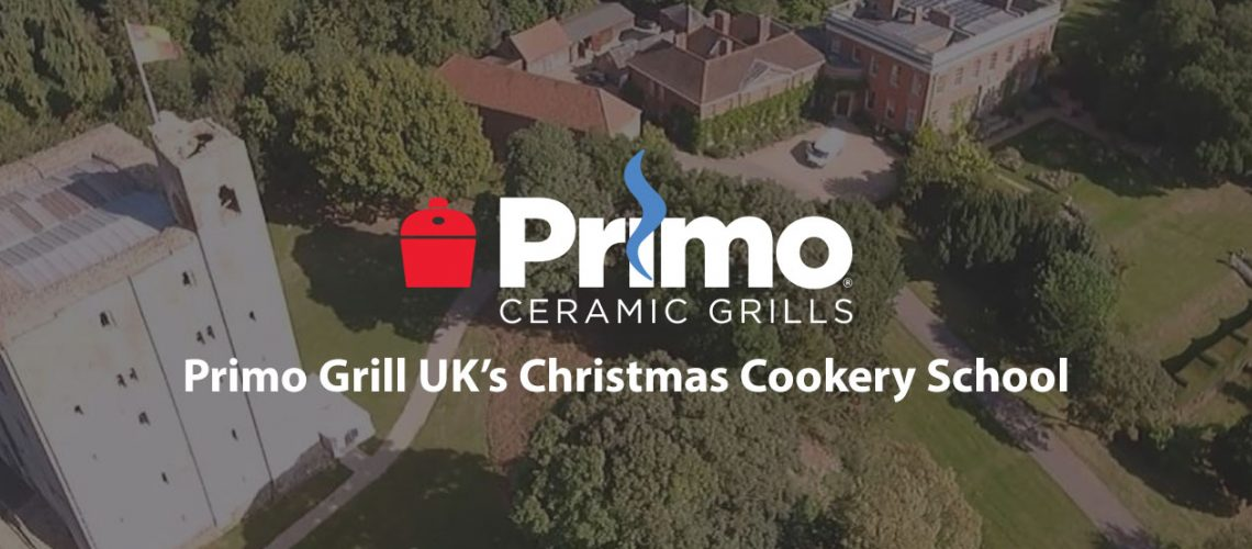 Primo Grill UK's Christmas Cookery School