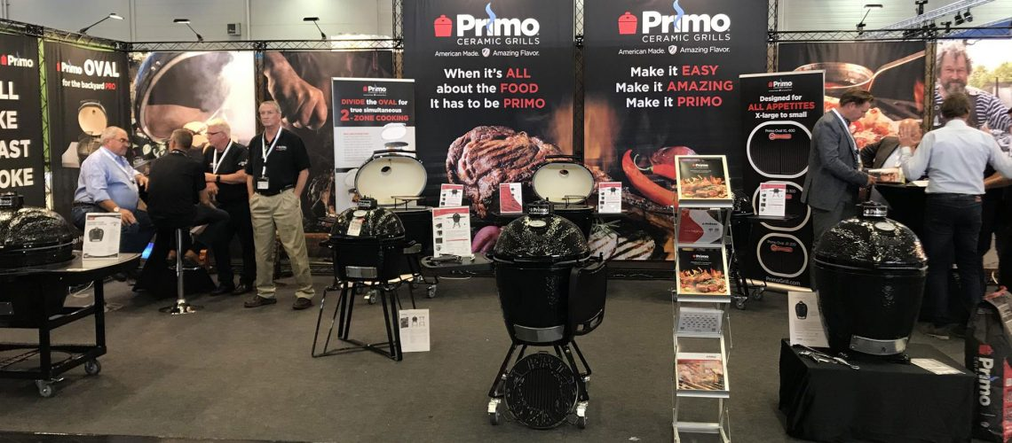 Primo Grill UK at Spoga 2019