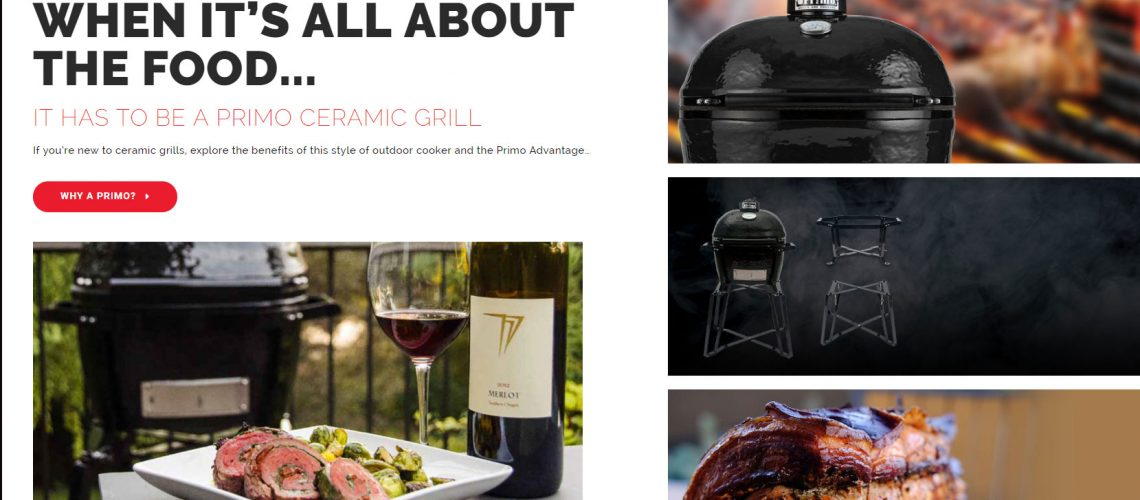 primo uk new website