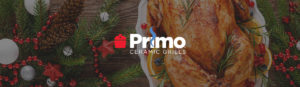 Xmas on a Primo Grill UK